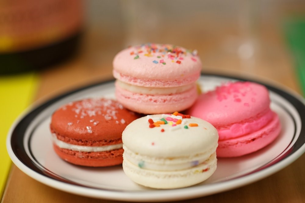 Savor Patisserie French Macarons